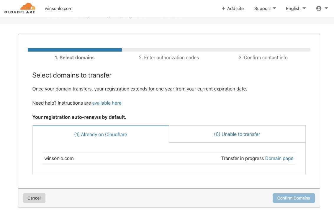 CloudFlareSelect